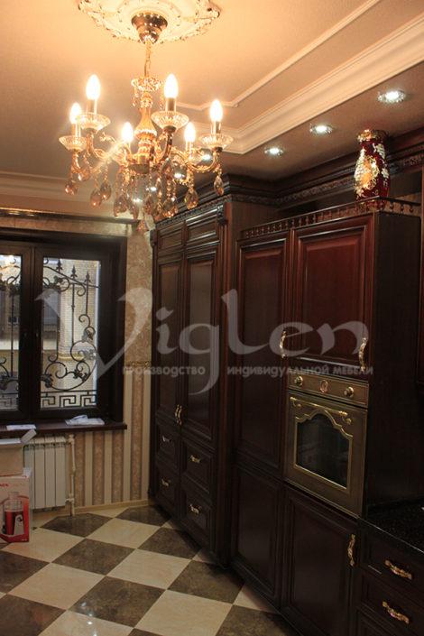 Симферополь купить классическую кухню вишня