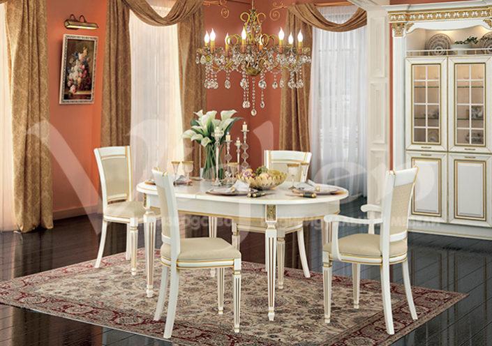 кухня белое с золотом фото смотреть скачать
