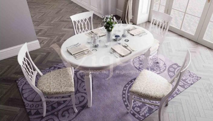 белая кухня классика Евпатория Симферополь