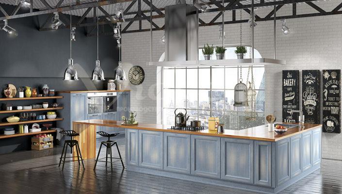 Симферополь кухня джинс фото прованс