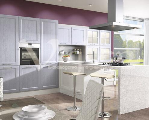 Симферополь кухня белый дуб фото прованс