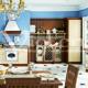 белый дуб вишня кухня фото Симферополь