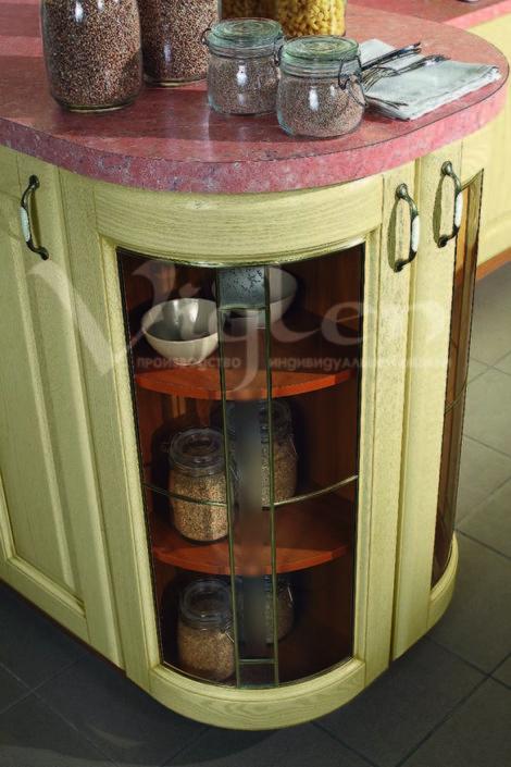 кухня слоновая кость фото прованс