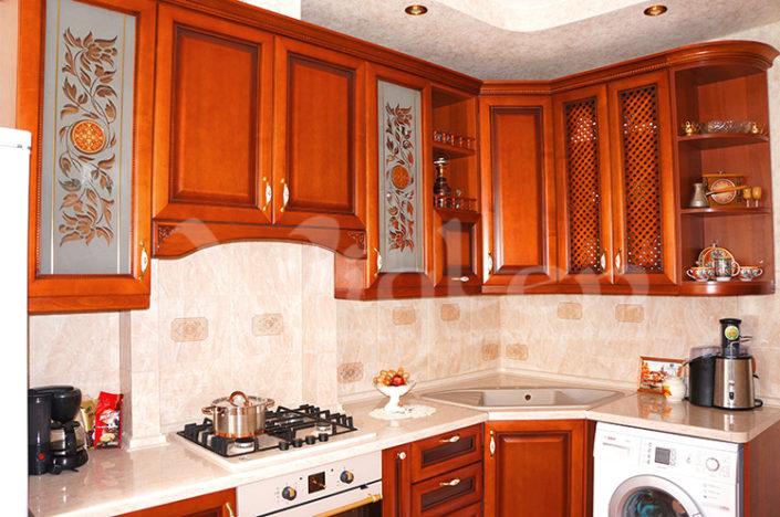 вишня маленькая кухня цена купить кухню, белая кухня, фото классическая кухня