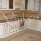дуб маленькая кухня цена купить кухню, белая кухня, фото классическая кухня