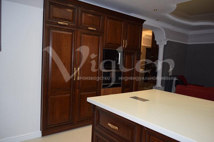красное дерево кухня Симферополь Евпатория